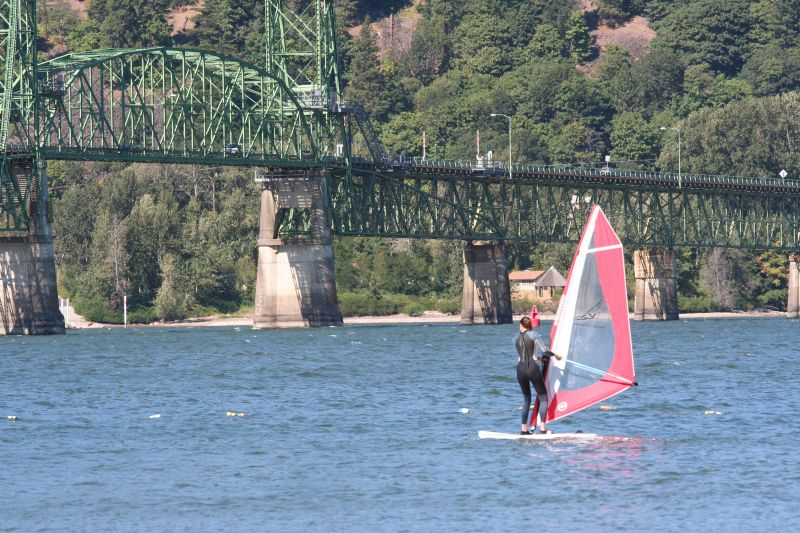 Windsurfing Lessons from Hood River WaterPlay
