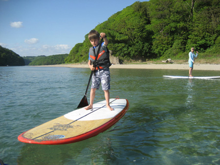 Stand Up Paddleboarding - Hood River WaterPlay